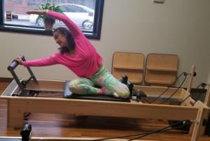 Long + Lean Pilates Class Star